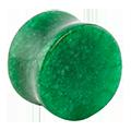 Glas und Stein Plugs in 3mm Durchmesser